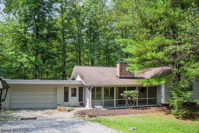Hollidaysburg, Duncansville Single Family Home For Sale: 1436 S Logan Boulevard