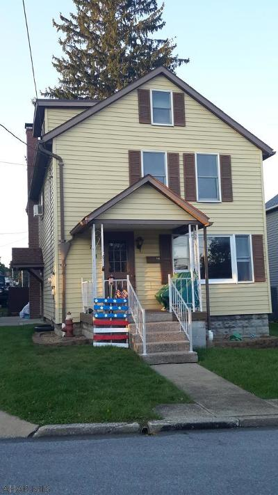 Ebensburg Single Family Home For Sale: 713 E. Ogle St