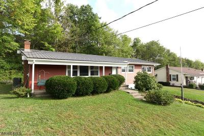 Altoona PA Single Family Home Sold: $129,900
