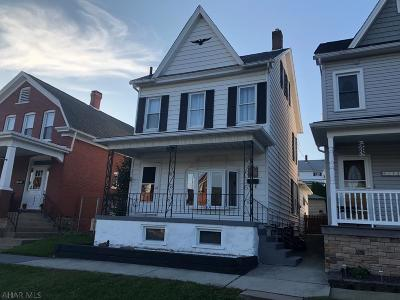 Altoona Single Family Home For Sale: 1546 Grant Avenue