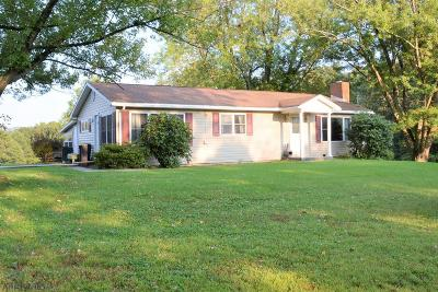 Single Family Home For Sale: 1228 Papertown Road