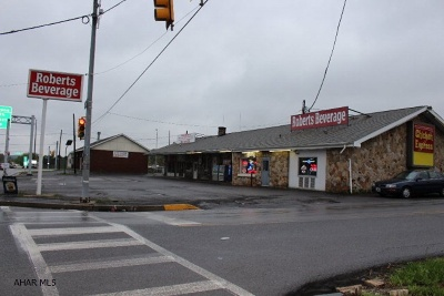 Altoona Commercial For Sale: 1800-16 Pleasant Valley Blvd