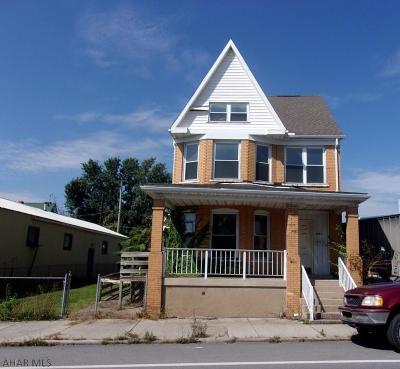 Altoona Multi Family Home For Sale: 2114 7th Avenue