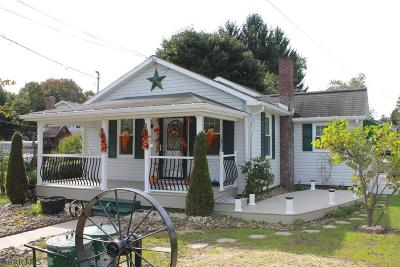 Single Family Home For Sale: 312 Mt Joy Rd