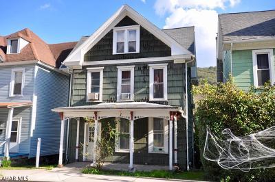 Tyrone Single Family Home For Sale: 770 Washington Avenue