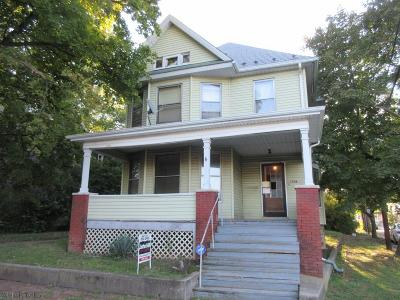 Altoona PA Multi Family Home For Sale: $49,900