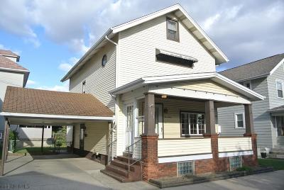 Altoona Single Family Home For Sale: 912 27th St
