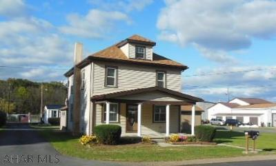 Hollidaysburg, Duncansville Single Family Home For Sale: Box 196 Route 22