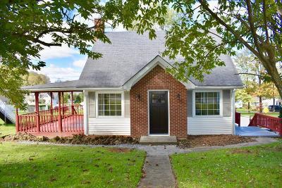 Ebensburg Single Family Home For Sale: 1225 W. High St