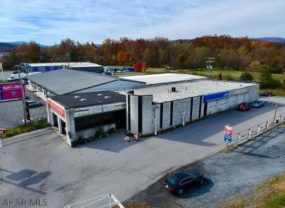 Blair County Commercial For Sale: 1235 Plank Road