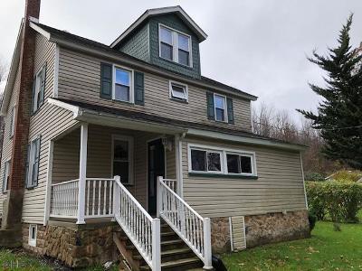 Ebensburg Single Family Home For Sale: 2737 Ben Franklin Hwy