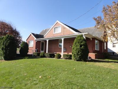 Martinsburg Single Family Home For Sale: 3682 Fredericksburg Road