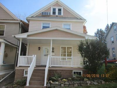 Altoona Single Family Home For Sale: 547 21st Ave