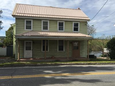 Martinsburg, Roaring Spring, East Freedom, New Enterprise, Woodbury Single Family Home For Sale: 150 Main St