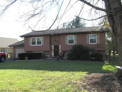 Hollidaysburg Single Family Home For Sale: 131 Lennys Dr