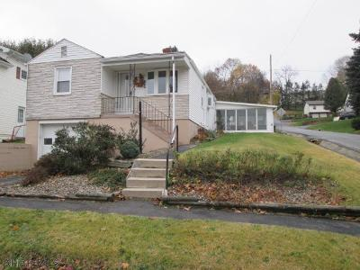Altoona PA Single Family Home For Sale: $109,900
