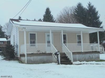 Ebensburg Single Family Home For Sale: 330 Myers Street