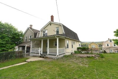 Altoona PA Single Family Home For Sale: $84,000
