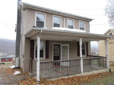 Huntingdon PA Single Family Home Sold: $42,000