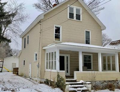 Cresson, Lilly Single Family Home For Sale: 404 Laurel
