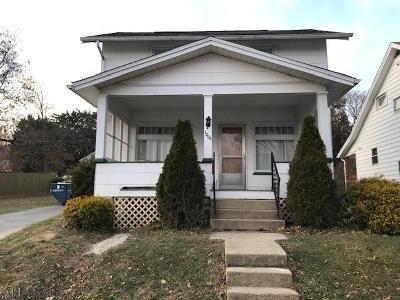Altoona Single Family Home For Sale: 1206 Hudson Ave