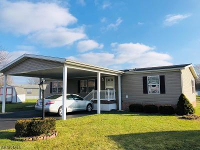 Duncansville PA Single Family Home For Sale: $60,900