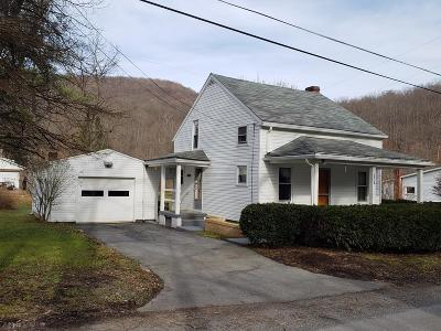 Martinsburg, Roaring Spring, East Freedom, New Enterprise, Woodbury Single Family Home For Sale: 1113 Butler Hollow Road