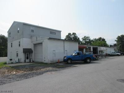 Hollidaysburg PA Commercial For Sale: $109,000