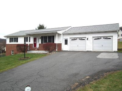 Duncansville Single Family Home For Sale: 610 Cedarcrest Drive
