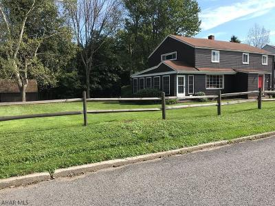 Ebensburg Single Family Home For Sale: 190 Hillcrest Drive