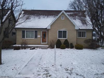 Blair County Single Family Home For Sale: 1424 Jackson Ave