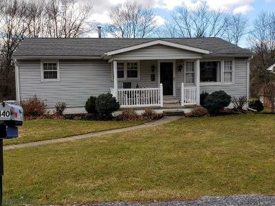 Hollidaysburg PA Single Family Home Sold: $189,900