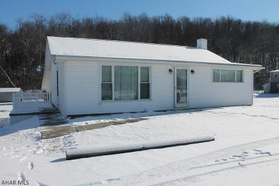Duncansville Single Family Home For Sale: 195 Inlows Road