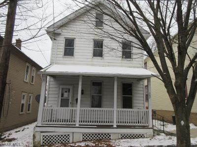 Single Family Home Sold: 307 N Montgomery Street