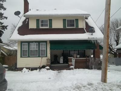 Altoona Single Family Home For Sale: 2510 10th Street