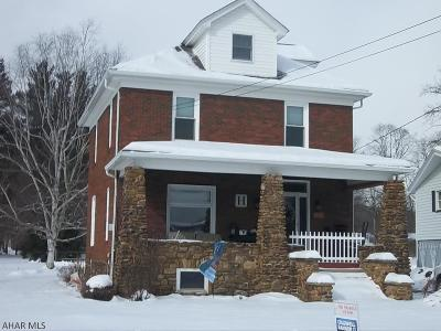 Altoona Single Family Home For Sale: 5224 Kissell Ave.