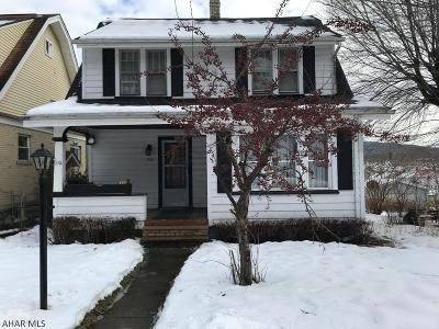 Altoona Single Family Home For Sale: 2019 Logan Ave