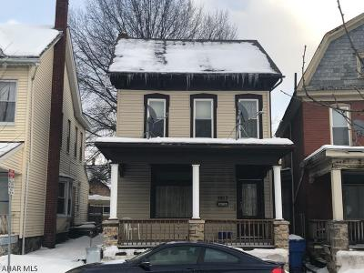 Altoona Single Family Home For Sale: 1913 6th Avenue