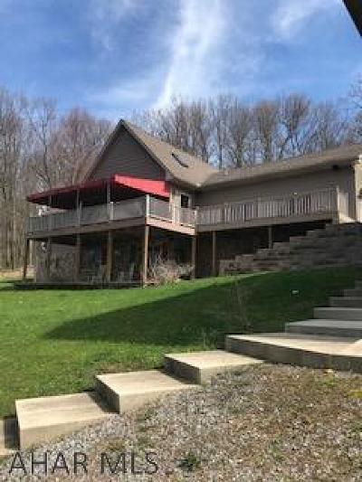 Blair County Single Family Home For Sale: 377 Yingling Road