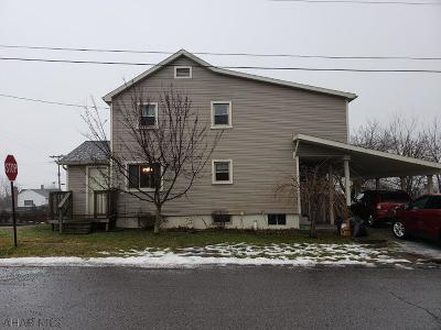 Hollidaysburg PA Single Family Home Sold: $159,900