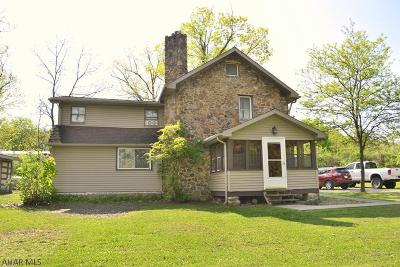 Blair County Single Family Home For Sale: 1665 Notre Dame Road