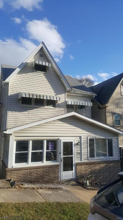 Altoona Single Family Home For Sale: 325 Beech Ave