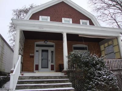 Altoona Single Family Home For Sale: 3210 Broad Ave