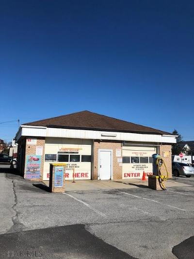 Blair County Commercial For Sale: 3000 Oak Avenue