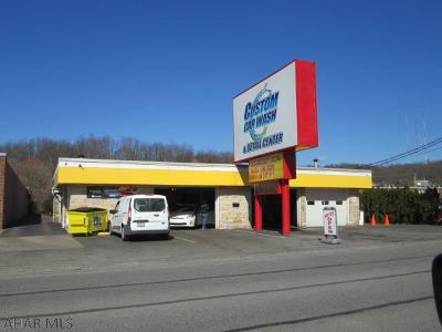 Blair County Commercial For Sale: 2802 Pleasant Valley Blvd