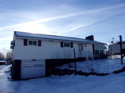 Roaring Spring Single Family Home For Sale: 933 Chestnut Street
