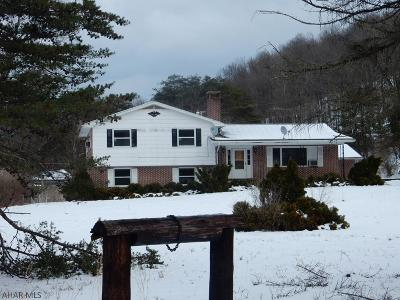 Hollidaysburg Single Family Home For Sale: 713 Betsy Lane
