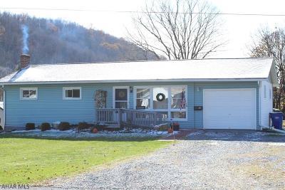 Single Family Home For Sale: 617 West Penn Street