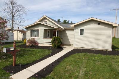 Altoona Single Family Home For Sale: 914 South Street