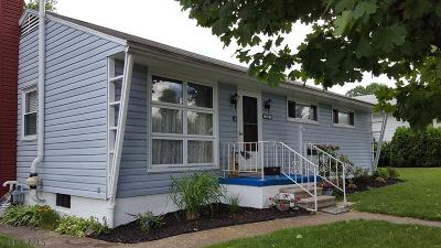 Altoona Single Family Home For Sale: 414 E Crawford Avenue